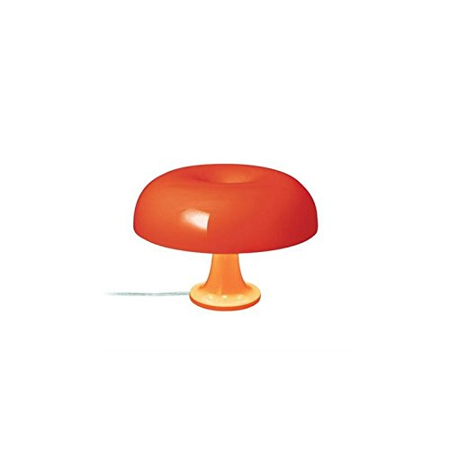 Nessino Artemide Lampe Orange