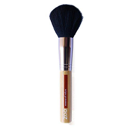 ZAO Puderpinsel Makeup-Pinsel aus Bambus für Naturkosmetik