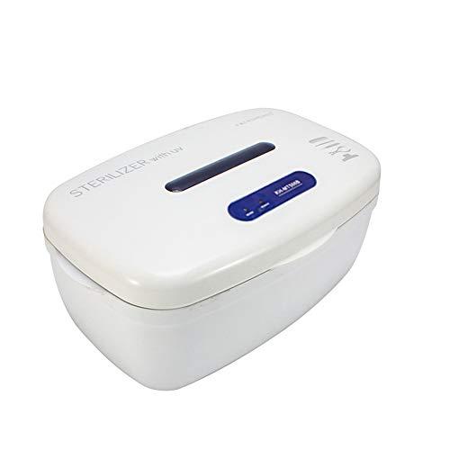 BIXINYAAN 6.5L Ultraviolet Desinfektion Kabinett Gesichtsbadekurort und Salon-Ausrüstung Nagelkunstwerkzeuge Heimgebrauch,Europeanregulations - Edelstahl-restaurant-ausrüstung