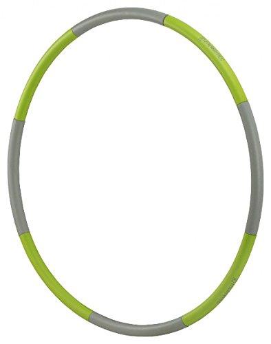 ENERGETICS Hula-Hoop Ring Hellblau/Pink 2-0.9 kg