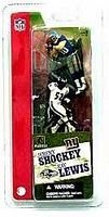 "McFarlane NFL 7 cm - 3"" Fig. Serie I (Je. Shockey/Ray Lewis)"