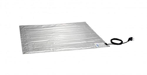 Tapis chauffant 'Skinny Heat 85' 85 x 85 cm, 115 W, en film en aluminium Composite