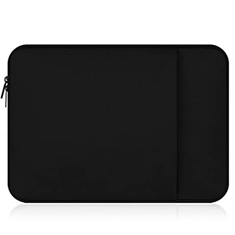 15-15.6 Inch Laptop Case,Sponge Foam UltraPortable Neoprene protective Sleeve Bag Pouch for 15.6 MacBook Air/MacBook Pro/MacBook Pro with Retina Display and Other 15-15.6 inch Notebooks Ultrabooks