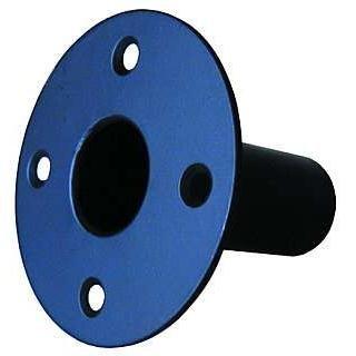 Flansch McVoice zum Einbau in Lautsprecherboxen. Metall