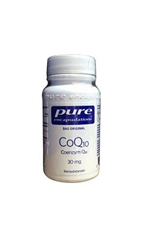 Pure Encapsulations CoQ10 30mg 120 Kapseln -