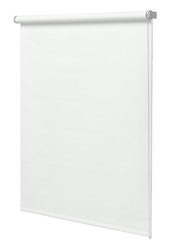 Estor Enrollable Translúcido 150x180cm Liso Blanco