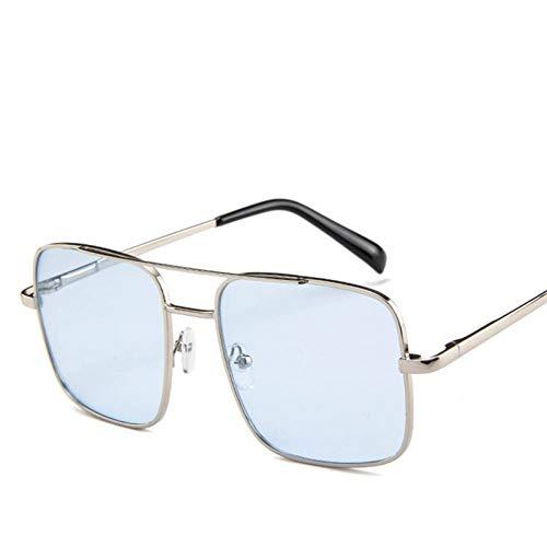 AMXZP Sonnenbrille Sonnenbrille Herren Übergröße Fahren Coole Sonnenbrille Herren Retro Vintage Übergröße Sonnenbrille Damen Brillen