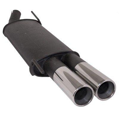 TA Technix Sportendschalldämpfer 2x76mm -
