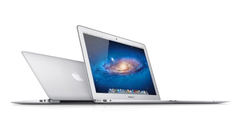 Apple MacBook Air MD223D/A 29,4 cm (11,6 Zoll) Notebook (Intel Core i5 3317U, 1,7GHz, 4GB RAM, 64GB Flashspeicher, Intel HD 4000, Mac OS)