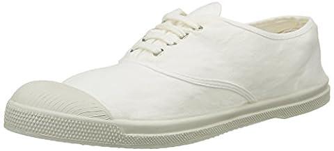 Bensimon H15004C157, Baskets Basses Homme, Blanc (101 Blanc), 42 EU