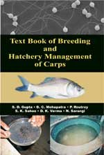 Text Book of Breeding and Hatchery Management of Carps