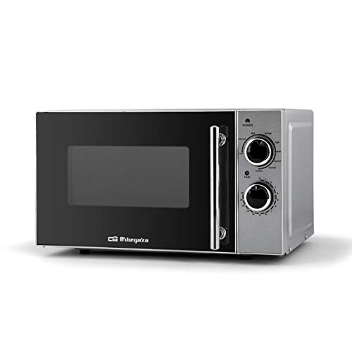 Orbegozo MIG 2550 - Microondas con grill