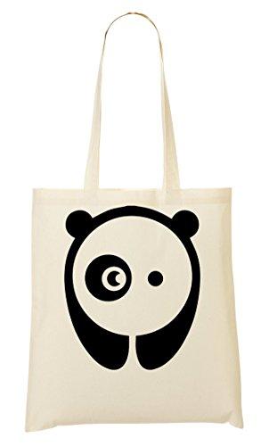 Bored Panda Tragetasche Einkaufstasche
