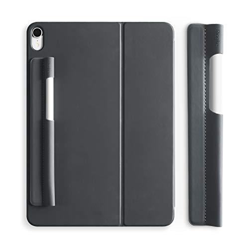Ringke Pen Sleeve [Charcoal Gray] Ersatz für Stifthalter Aufkleber Schutzhülle Etui Apple Pencil Hülle für Stylus Stifte -