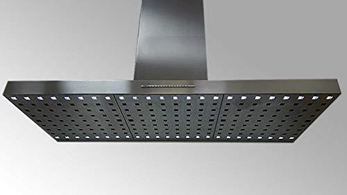 Gutmann Rayo 17W1100B Dunstabzugshaube / Wandhaube / 1100 cm / LED Beleuchtung / extra dicke Filter