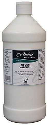 Atelier Interactive Gloss Varnish 1L Medium
