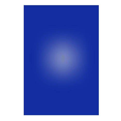 Glanzpapier, 35 x 50 cm, 20 Bg., dunkelblau - Buntpapier Bastelpapier