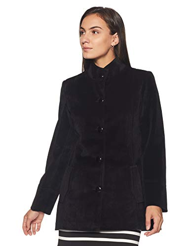 Endeavor Women's Coat (18603-Bk_Black_2xl/101 cm)