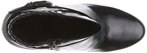 GERRY WEBER Shoes Fabienne 15 Damen Kurzschaft Stiefel Schwarz (schwarz 100)