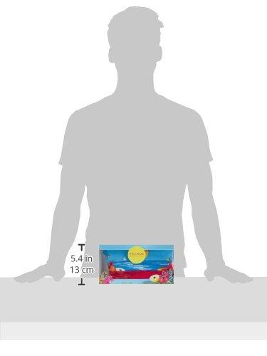 Escada Aqua Del Sol Cosmetic Pouch with Eau de Toilette 50 ml and Body Lotion 50 ml