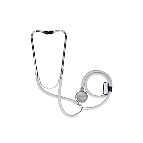 Stethoskop, Medizinische Single Lung Sound Professional Adult Universal Einseitig Ohrhörer Pediatric Child Schwangere Frau Hören Sie Fetal Heart Single Tube