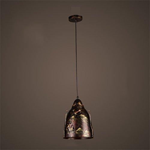 YFF ~ Industriell Kandelaber Retro Industrial Wind Restaurant Bar Kronleuchter und die Familie verwendet personalisierte einzelne Kopf Licht Kreativ Familie Beleuchtung (Kandelaber Einzelne)