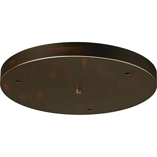 Bronze Canopy (Progress Lighting P8403-20 Traditional/Casual Canopy Accessory, Antique Bronze by Progress Lighting)