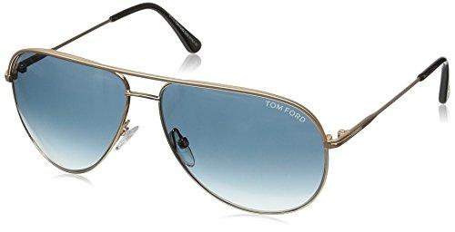 Tom Ford Sonnenbrille 466 (59 mm) goldfarben