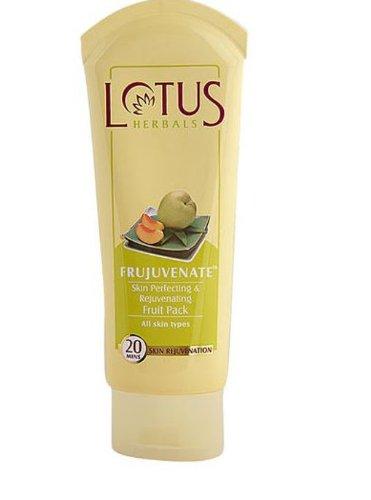 Lotus Herbals Frujuvenate Skin Perfecting and Rejuvenating Fruit Pack