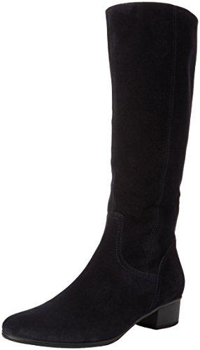 Gabor Shoes 55.608 Damen Langschaft Stiefel Blau (pazifik 16)