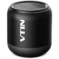 VTIN Hotbeat Mini Enceinte Bluetooth Portable 8W Etanche avec Son Stéréo Haut Parleur Bluetooth Puissante Support Carte Micro SD ou Câble AUX-in