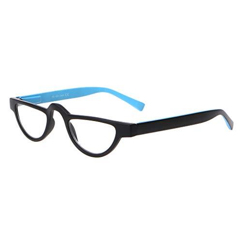 Einfache Klare Kleine Cat Eye Lesebrille Frauen Leichte Presbyopische Brillen Eyewear