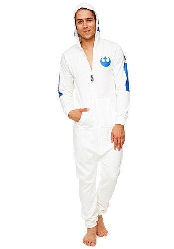 Jumpsuit - Star Wars R2D2 - Größe ()