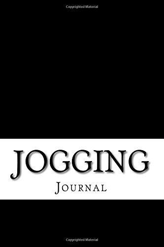 Jogging: Journal por Sports and Hobbies Journals