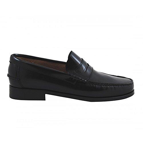 Benavente , Chaussures de ville à lacets pour homme Noir