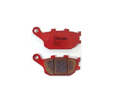 Kawasaki Z650/650Vulcan/z750-plaquettes di freno Arr brembo-38800289