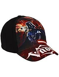 Star Wars Kinder Cap Baseball Cap für Jungen und Mädchen, Kappe mit Disney Star Wars Motiven