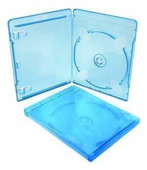 Viva Elite Blu Ray 1disco casi Slim 6mm-Confezione da 1.