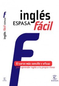 Portada del libro Inglés fácil (Espasa Facil)