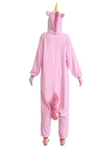 Pré-commander de style élégant lisse Pyjama Licorne Pyjama Licorne Adulte Kigurumi Combinaison ...