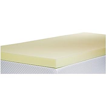 b0a74603610d Memory Foam Mattress Topper, 3 inch, UK Double: Amazon.co.uk ...