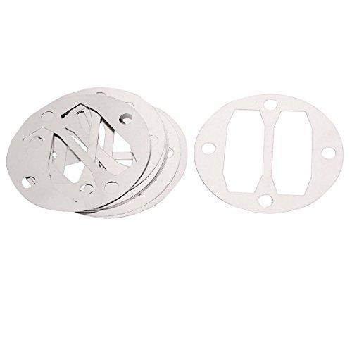 10 Stück Aluminium-Rundluftkompressor Zylinderkopfdichtungen Unterlegscheiben