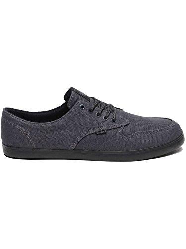 Element TOPAZ SUEDE, Sneaker uomo ASPHALT BLACK