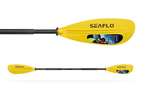 Seaflo. Remo de dos palas para adulto Total (220 cm),86.6''