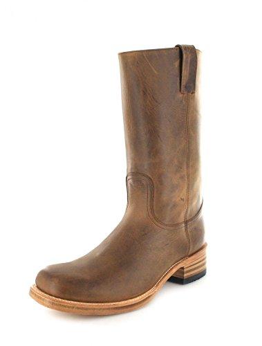 Sendra Boots 3162 Mad Dog Tang Damen und Herren Lederstiefel Westernstiefel Classic Boots, Groesse:40 -