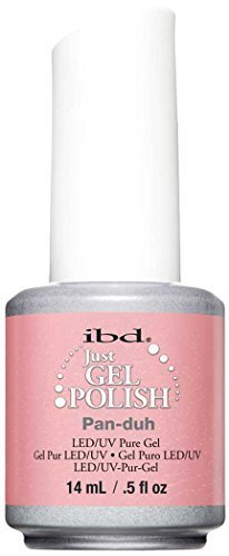 IBD Builder Gel Hard Gel PINK 56g 2oz UV Gel Nail Tip Overlay Sculpting Manicure Pedicure by IBD