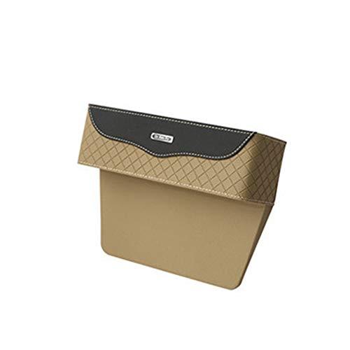 Car storage box Compartiment pour Voiture, adapté aux boîtes de Rangement Multifonctions dans Les Voitures, Compartiment pour Fente pour siège de Voiture