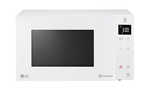 LG MH6336GIH Comptoir Micro-onde combiné 23L 1150W Blanc micro-onde - Micro-ondes (Comptoir, Micro-onde combiné, 23 L, 1150 W, Tactil, Blanc)