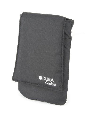 Schwarzes Sleeve Hülle aus wasserabweisendem Polyester-Material für ICEFOX Action Kameras. Kompatibel mit: 2K 16MP Unterwasserkamera WiFi Fernbedienun