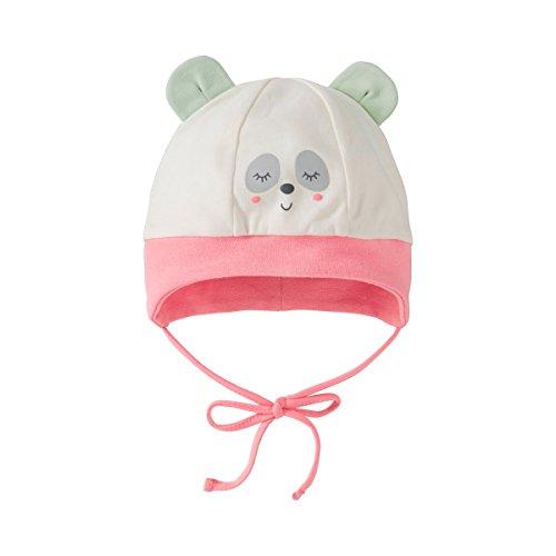 Bornino Baby Mütze Pig & Panda/Basics / Erstlingsmütze mit Ohren / 100%...